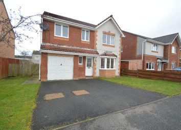 Thumbnail 4 bed detached house for sale in Torcy Way, Girvan, South Ayrshire