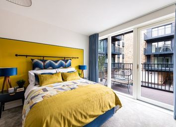 Thumbnail 2 bed flat for sale in Seven Sisters Road, London