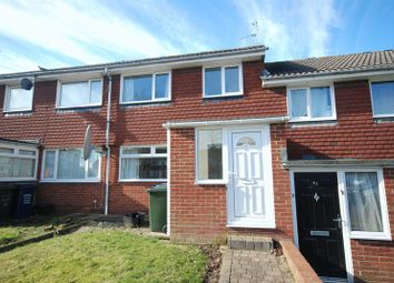 Thumbnail 3 bed terraced house to rent in Cowdray Court, Kingston Park, Newcastle Upon Tyne