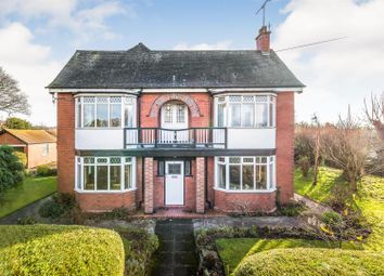 Thumbnail 4 bed detached house for sale in Beggars Lane, Leek