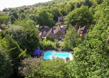 Thumbnail 6 bed detached house for sale in The Coombe, Streatley, Reading