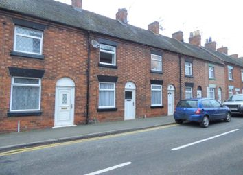 Thumbnail 1 bed cottage to rent in High Street, Rocester, Uttoxeter