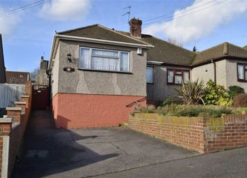 Thumbnail 3 bed semi-detached bungalow for sale in Bower Road, Hextable, Swanley