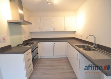 Thumbnail 3 bedroom terraced house to rent in Rowan Tree Avenue, The Birches, Wolverhampton