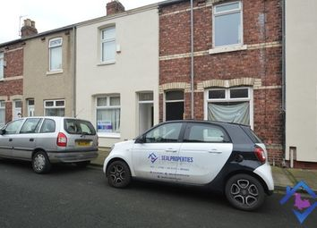Thumbnail 2 bed terraced house to rent in Devon Street, Hartlepool
