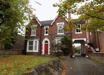 Thumbnail 1 bed flat for sale in Mellish Road, Walsall, West Midlands