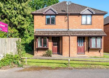 Thumbnail 1 bedroom end terrace house for sale in Oak View, Wokingham