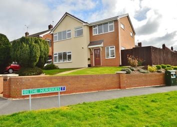 Thumbnail 4 bed detached house for sale in Brewood Road, Coven, Wolverhampton