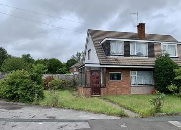 Thumbnail 3 bed semi-detached house for sale in Jura Drive, Urmston, Manchester, Greater Manchester