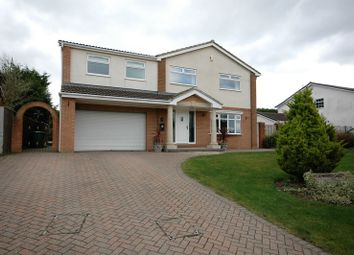 Thumbnail 5 bed detached house for sale in Valley Drive, Hartlepool, County Durham