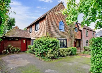 Thumbnail 5 bedroom detached house for sale in The Street, Plaistow, Billingshurst, West Sussex