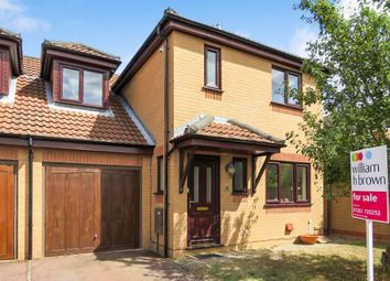 Thumbnail 3 bedroom link-detached house for sale in Starling Close, Aylsham, Norwich