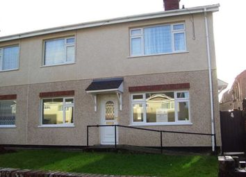 Thumbnail 2 bed flat to rent in Derwen Deg, Pontardwe, Swansea