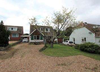 Satchell Lane, Hamble, Southampton SO31. 4 bed bungalow for sale