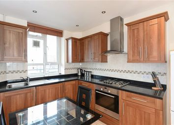 Thumbnail 4 bed flat to rent in Fulham Road, London