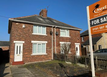 Thumbnail 3 bed semi-detached house for sale in Glebe Terrace, Peterlee