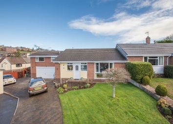 Thumbnail 3 bedroom semi-detached bungalow for sale in Westwood Close, Crediton