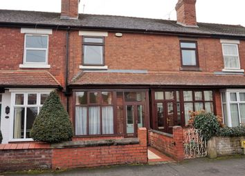Thumbnail 2 bed terraced house for sale in Mynors Street, Stafford
