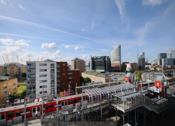 Thumbnail 2 bedroom flat to rent in Elektron Tower, Canary Wharf