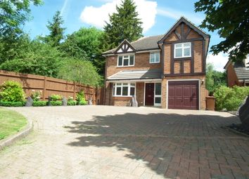 Thumbnail 4 bed detached house to rent in Anthorne Close, Potters Bar