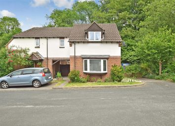 Thumbnail 2 bed link-detached house for sale in Hill View, Whyteleafe, Surrey