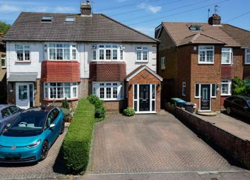Thumbnail 3 bed semi-detached house for sale in Hilmay Drive, Boxmoor