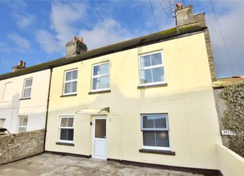 Thumbnail 2 bed end terrace house for sale in Moonsfield, Callington, Cornwall