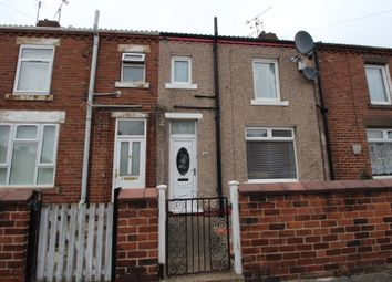 Thumbnail 3 bed terraced house for sale in Ramsden Road, Doncaster