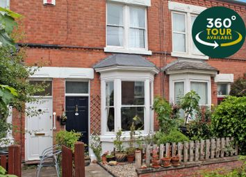 Thumbnail 2 bed terraced house for sale in Woodbine Avenue, Off London Road, Leicester