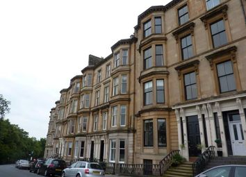 Thumbnail 2 bedroom flat to rent in Park Quadrant, Glasgow