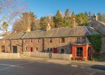 Thumbnail 4 bed cottage for sale in Braeside, Romanno Bridge, West Linton