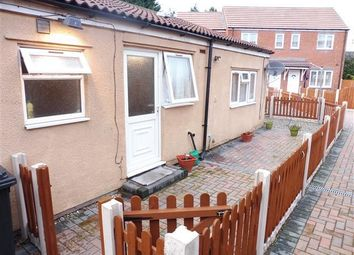 Thumbnail 2 bed bungalow to rent in Belgrave Road, Halesowen