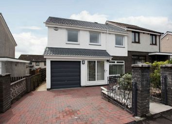 Thumbnail 4 bed semi-detached house for sale in Hayfield Terrace, Head Of Muir, Falkirk