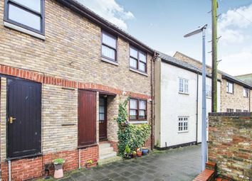 Thumbnail 2 bed town house for sale in Woolpack Lane, St Ives, Cambs