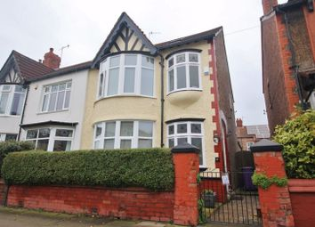 Thumbnail 3 bed semi-detached house for sale in Calderstones Road, Mossley Hill, Liverpool