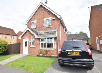 Thumbnail 3 bed detached house for sale in Yew Drive, Bottesford, Scunthorpe