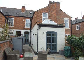 Wheeldon Avenue, Derby DE22. 4 bed terraced house for sale