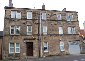 Thumbnail 2 bed flat to rent in Collier Street, Johnstone