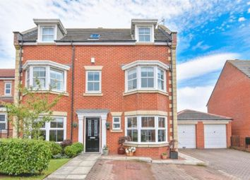 Thumbnail 5 bed detached house for sale in Millfield, Templetown, Consett