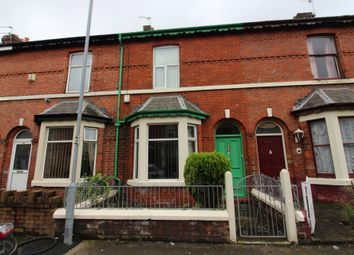 Thumbnail 2 bed terraced house for sale in North Albion Street, Fleetwood, Lancashire
