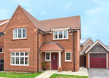 Thumbnail 4 bed detached house for sale in Spall Close, Scartho Top