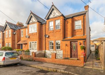 Thumbnail 3 bed end terrace house for sale in School Road, Wooburn Green, High Wycombe
