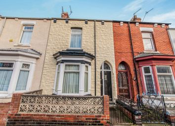 Thumbnail 2 bed terraced house for sale in Collingwood Road, Hartlepool