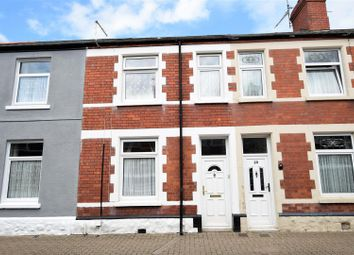 Thumbnail 2 bed terraced house for sale in Kathleen Street, Barry