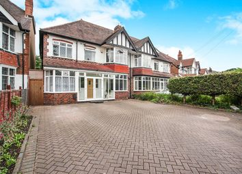 Thumbnail 5 bed semi-detached house for sale in Stratford Road, Hall Green, Birmingham