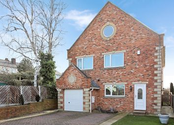 Thumbnail 4 bed detached house for sale in Benwood View, Crofton, Wakefield