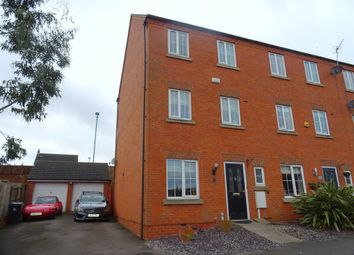 Thumbnail 4 bed town house for sale in Poppyfields, Marehay, Ripley