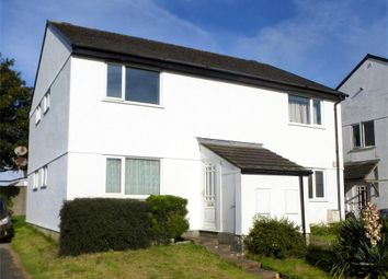 Thumbnail 1 bed flat to rent in Tamar Close, Callington, Cornwall