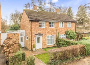 Thumbnail 3 bed semi-detached house for sale in Little Dell, Welwyn Garden City
