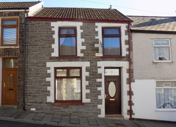 Thumbnail 3 bed terraced house for sale in Treharne Street, Pentre, Rhondda, Cynon, Taff.